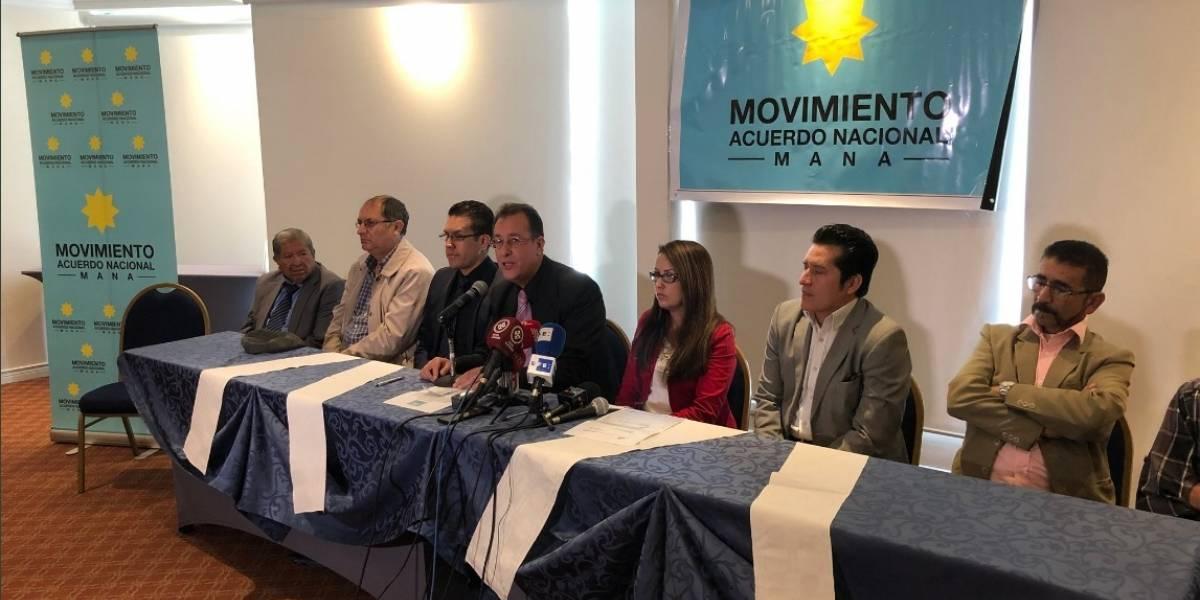 El CNE deja sin posibilidades de participación a facción de correístas del movimiento MANA