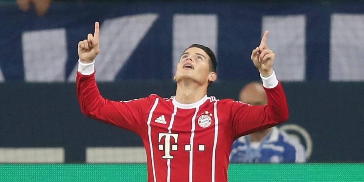 ¡Bayern Múnich y James entregaron la noticia que todos esperábamos!