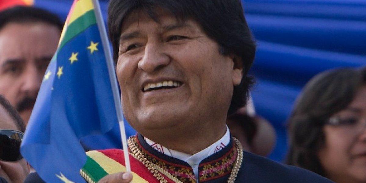 Evo Morales ahora apunta a Argentina: Acusa la construcción de una base militar en la frontera para amedrentar a su país