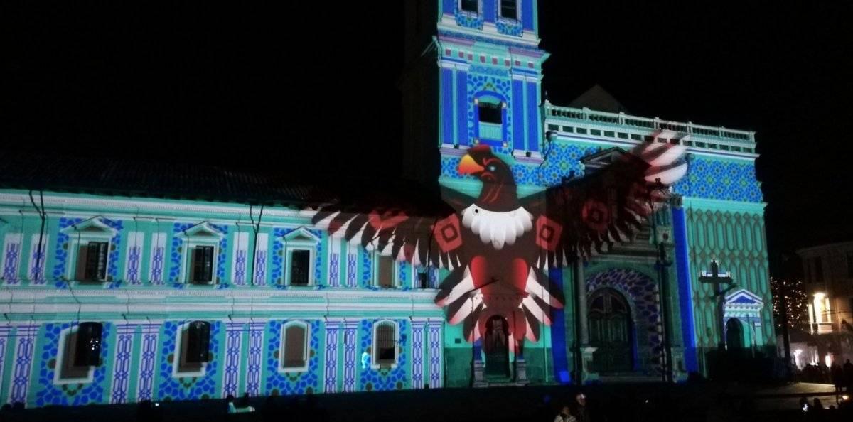 Plaza de Santo Domingo: Salvatore Barletta WIÑAYKAY (Eternidad)