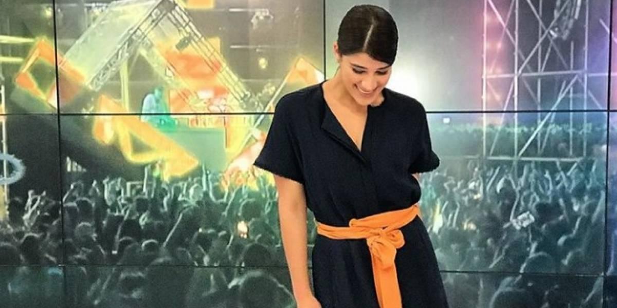 Famosa presentadora se equivocó al presentar actriz y ella la 'boleteó' en redes