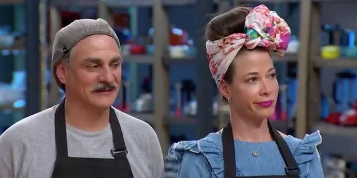El insulto de Carlos Hurtado a Estefanía Borge en 'MasterChef Celebrity'