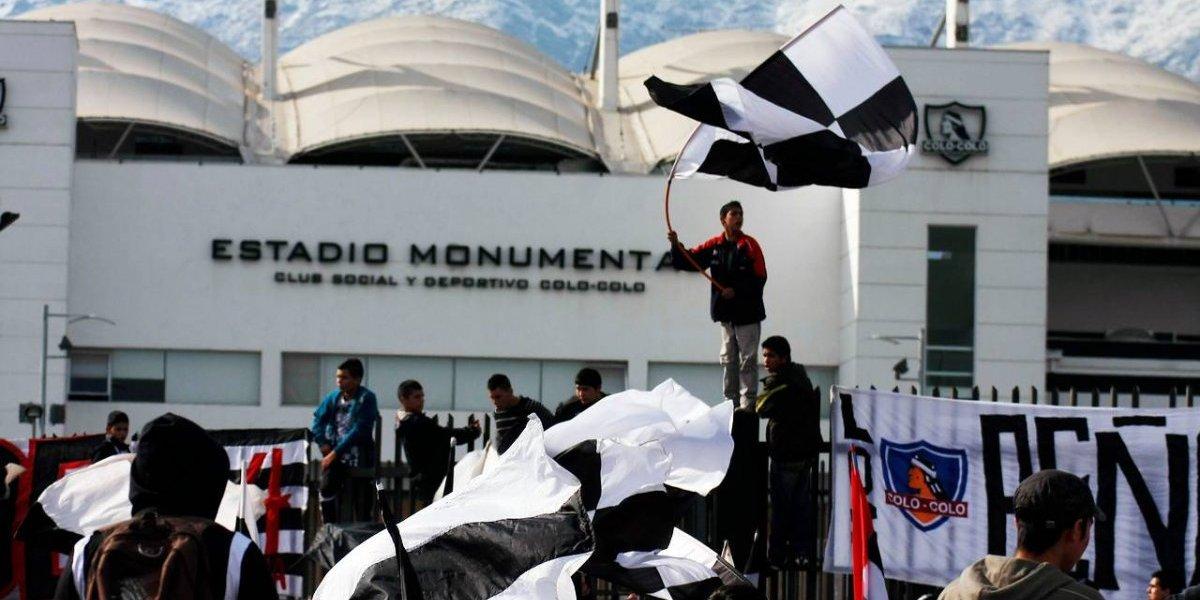 ¡Sentarse, albos! Metro funcionará hasta más tarde por el partido de Colo Colo con Corinthians