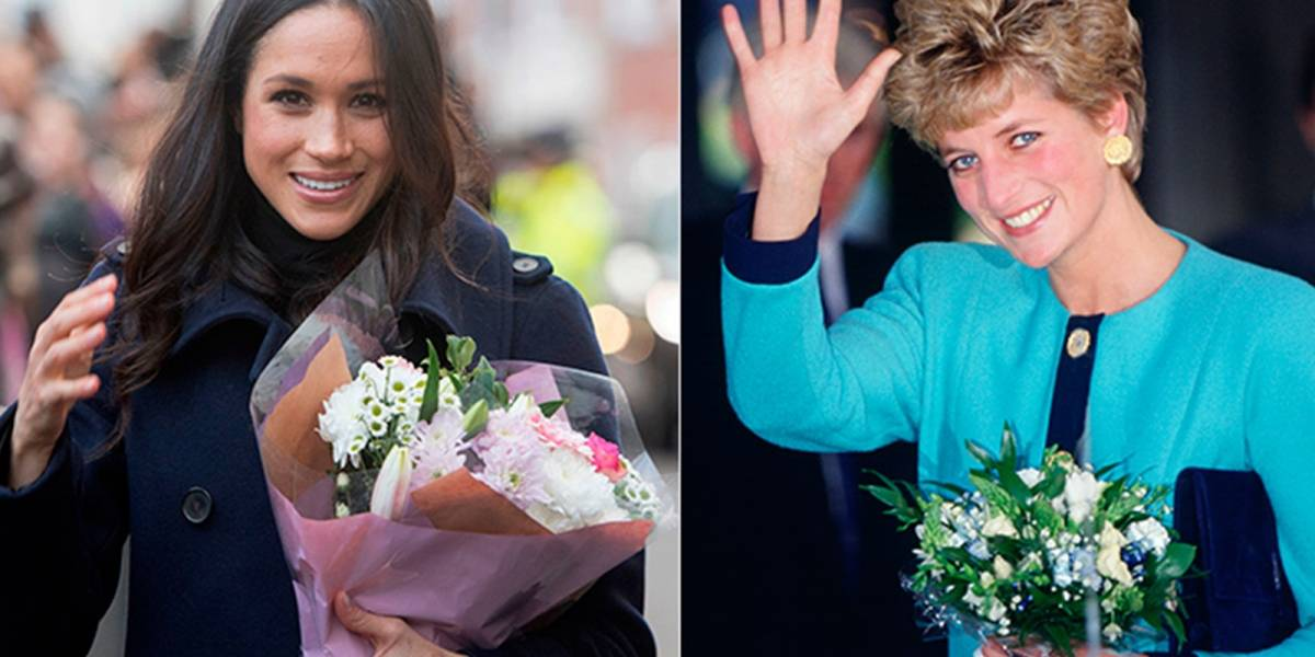 La desconcertante advertencia que hizo el mayordomo de la princesa Diana a Meghan Markle