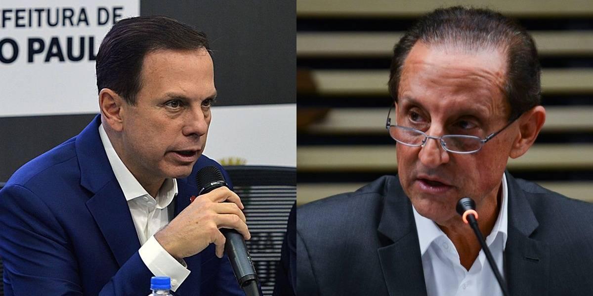 Pesquisa CNT: João Doria e Paulo Skaf empatam nos dois turnos
