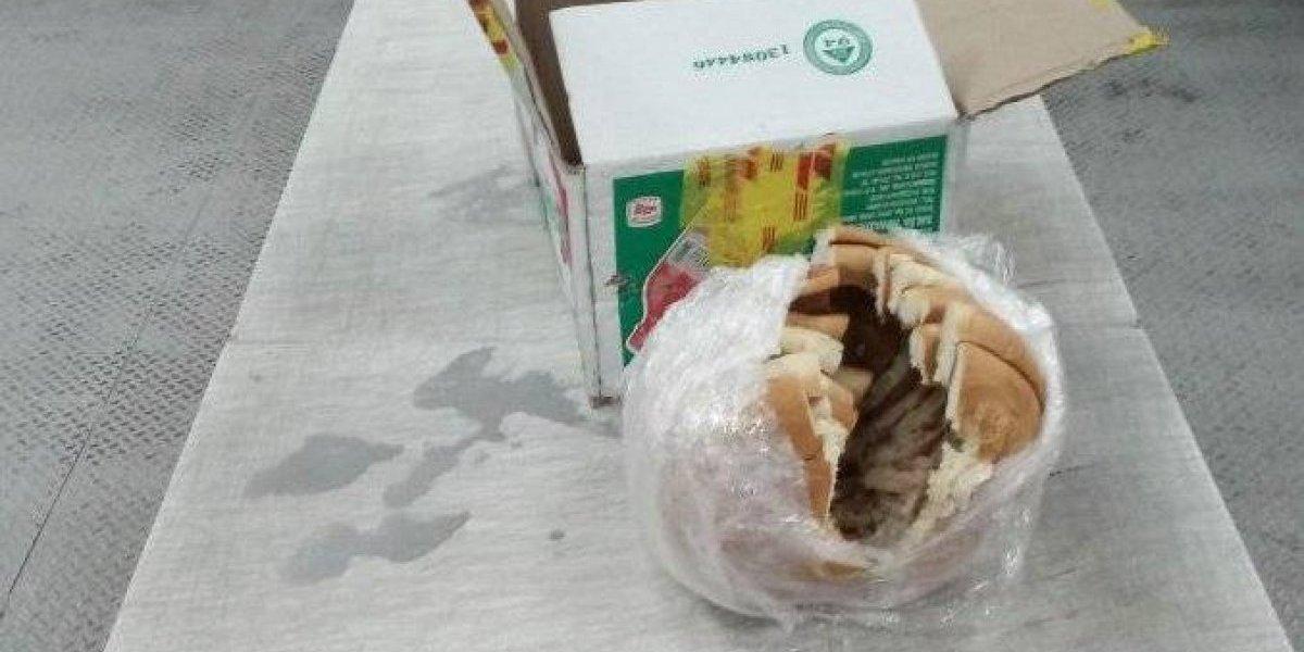 Policía Federal asegura en Querétaro paquete de pan con droga