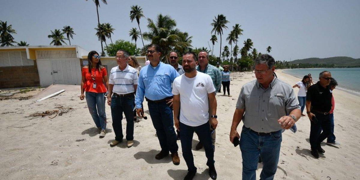 Solicitan al DRNA abrir balneario de Boquerón