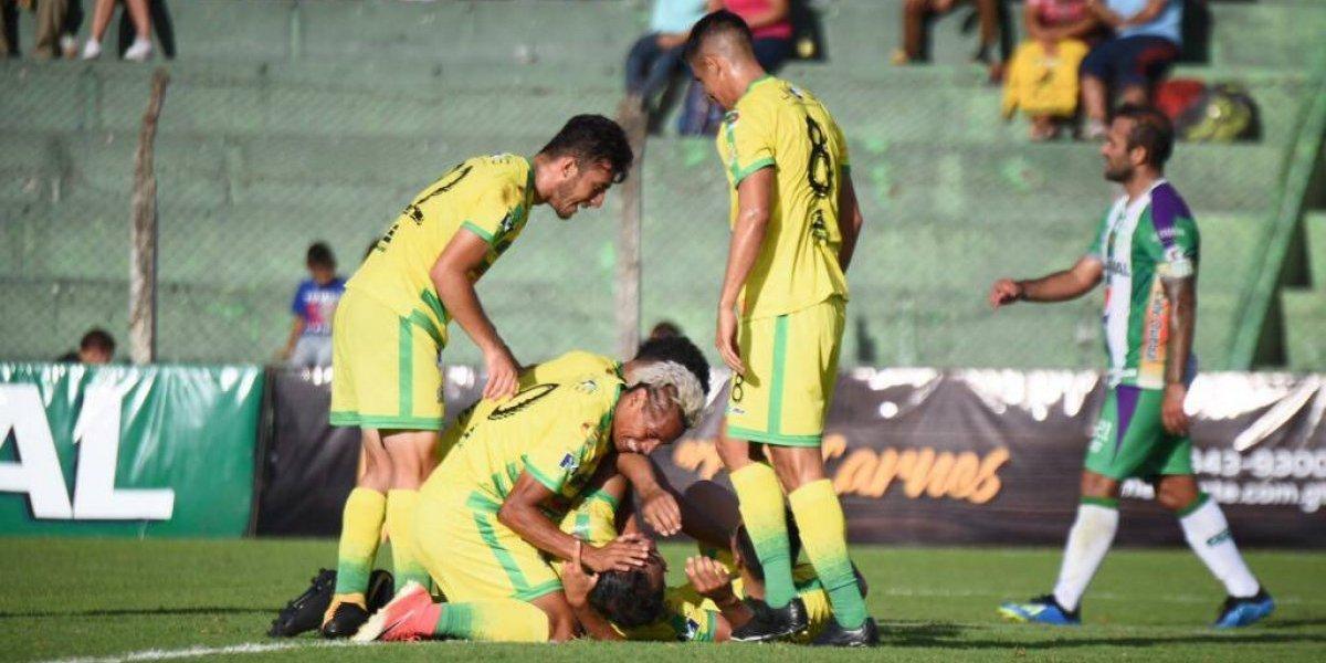 Sorpresa en el Pensativo: Guastatoya vence a Antigua GFC y se acerca a la Concacaf