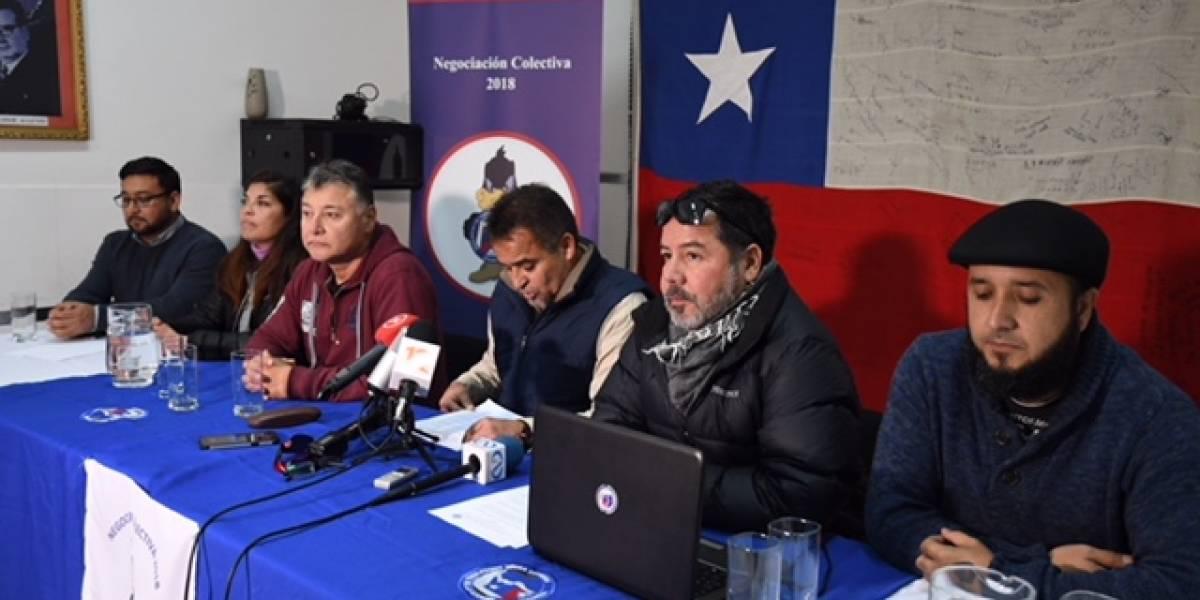 Sindicato de Escondida afirma que huelga hará subir precio del cobre y beneficiaría a Codelco