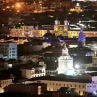Fiesta de la Luz Quito 1