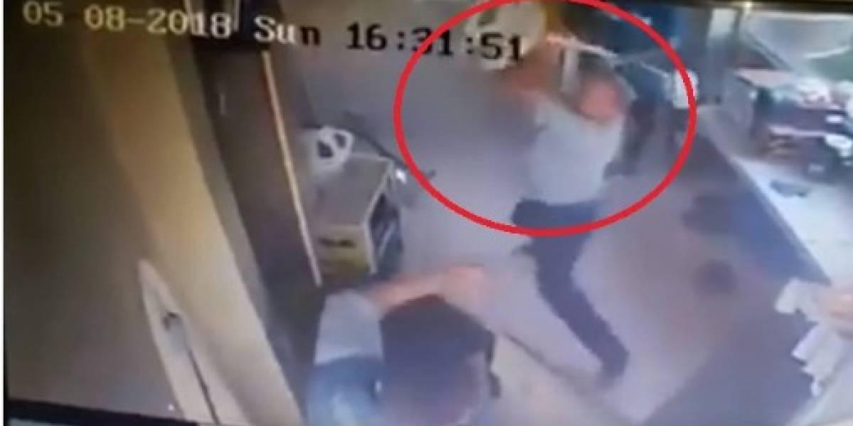 Fiscalía formulará cargos contra los Roditti tras agresión a guardias en Guayaquil