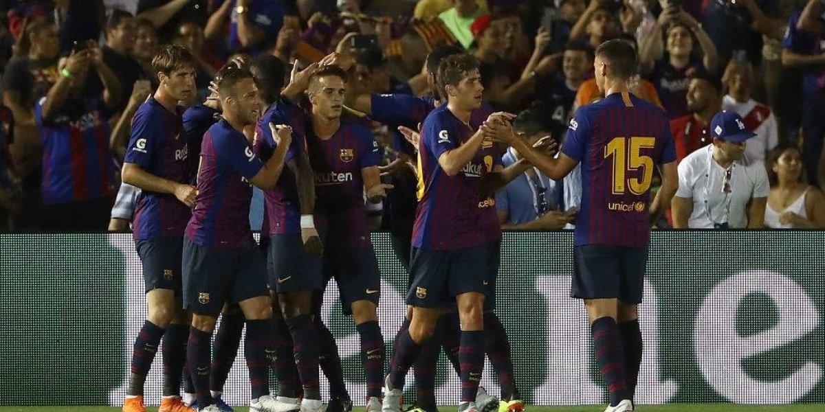 Los nueve jugadores que el Barça de Vidal tiene en vitrina para vender y hacer caja