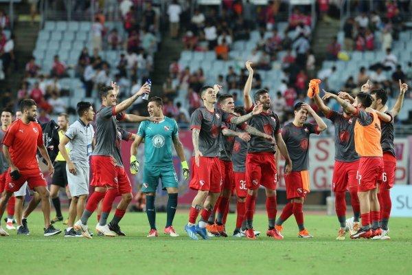 Independiente dio otra vuelta / imagen: Getty Images