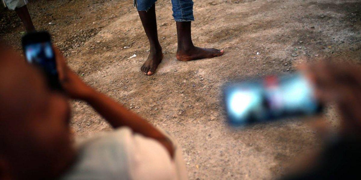 """Condiciones de """"esclavitud moderna"""": haitianos de Coquimbo acusan que tienen que trabajar por 24 horas y por sólo $2 mil"""