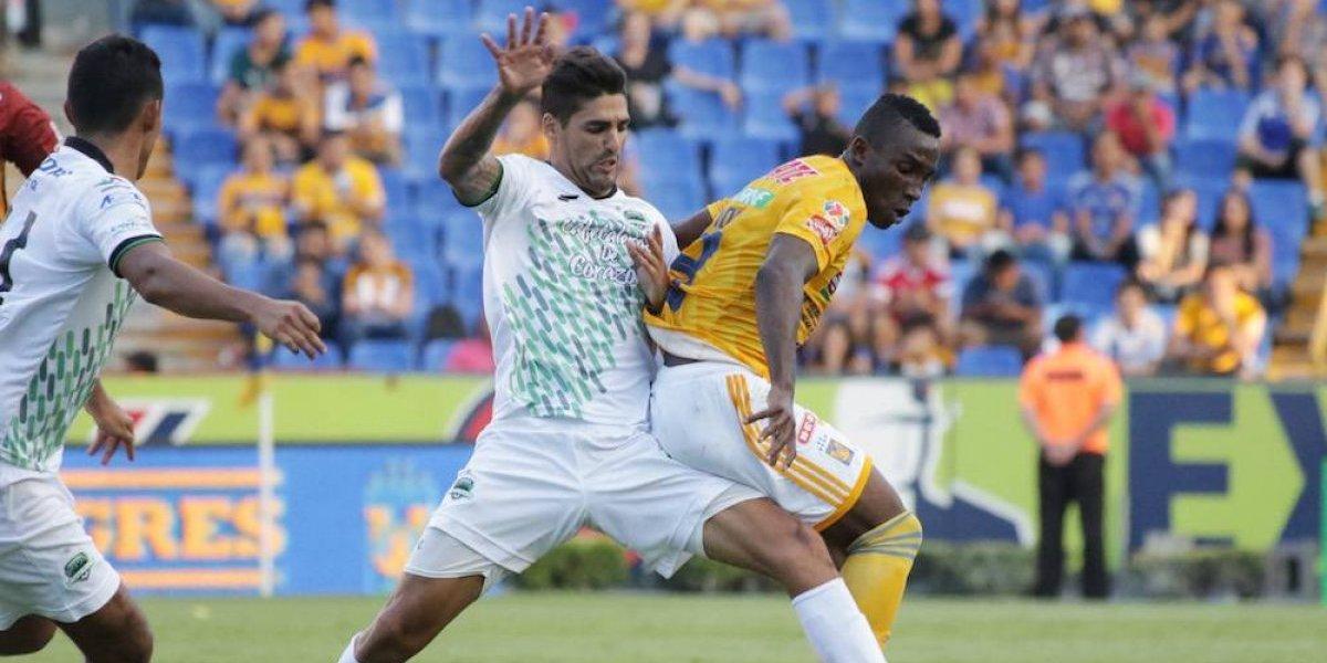 Tigres deja escapar el triunfo ante Cafetaleros en la Copa MX