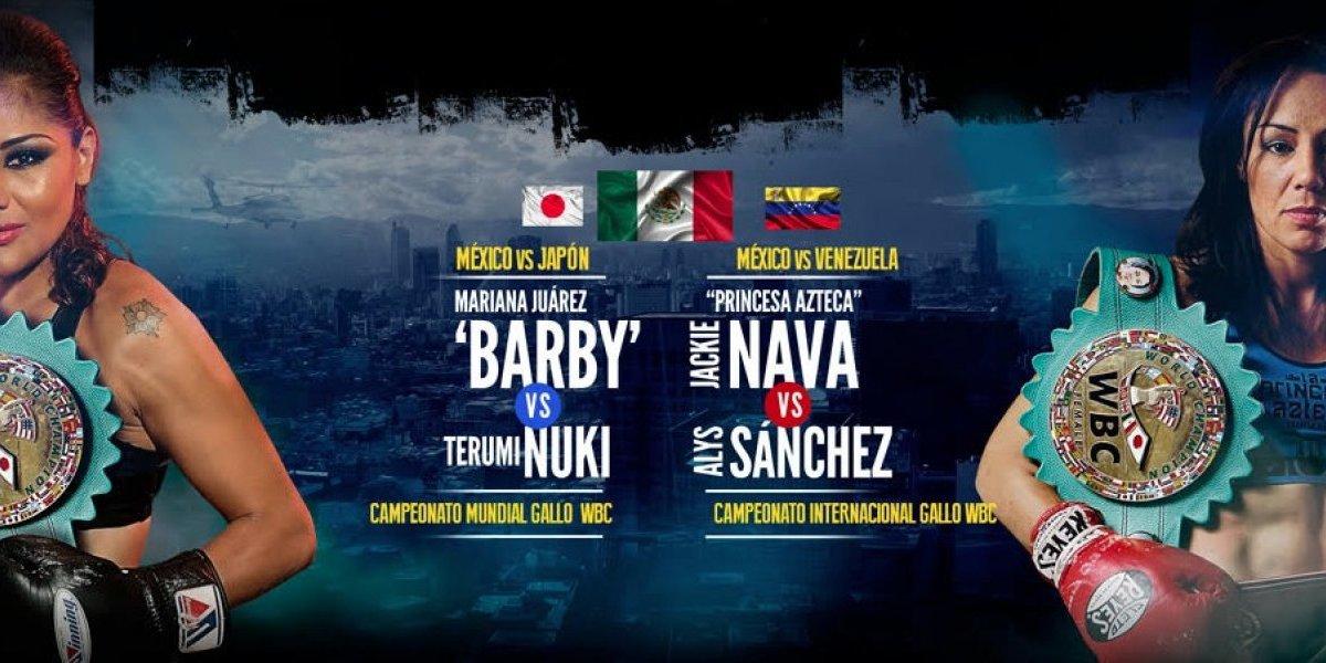 Boletos GRATIS para la función que encabezarán Jackie Nava y la 'Barby' Juárez