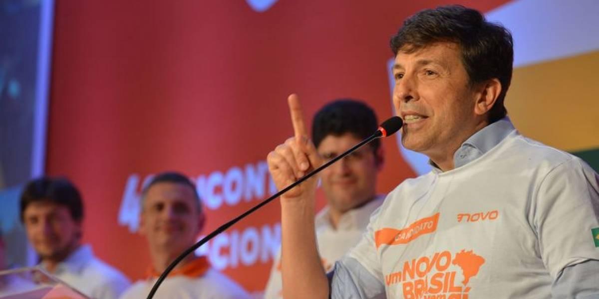 Eleições 2018: Quem é João Amoêdo, do Partido Novo?