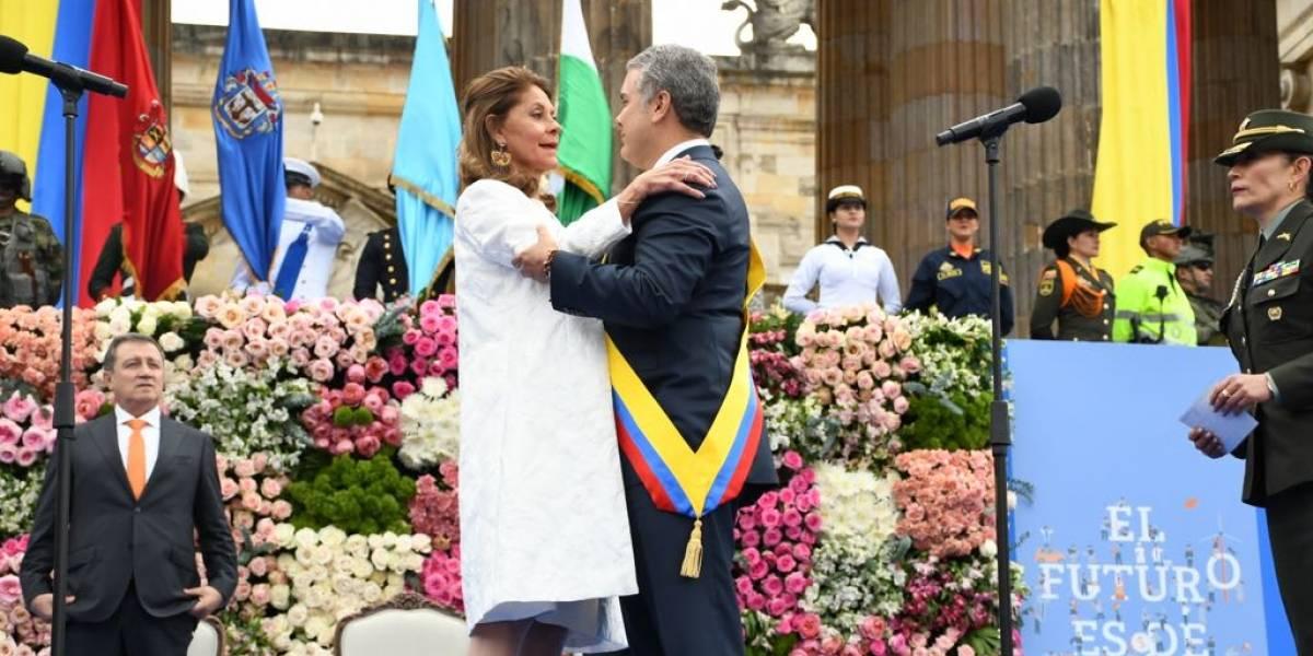 La indirecta de la vicepresidenta Marta Lucía Ramírez a Ernesto Macías por su discurso