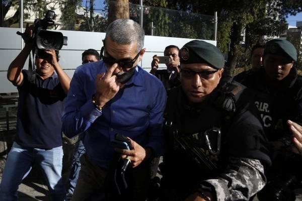 Fernando Alvarado llega a la Fiscalía General en Quito