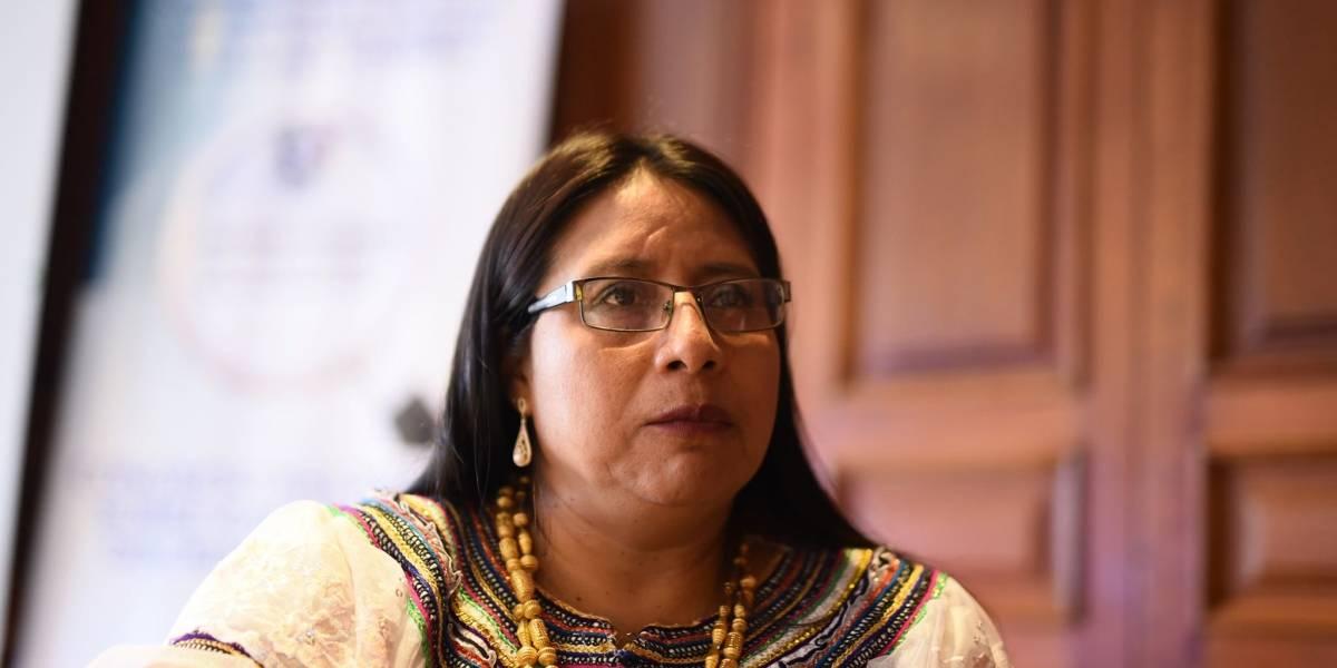 """Miriam Domínguez, de la Codisra: """"Ocho sentencias por discriminación en diez años"""""""