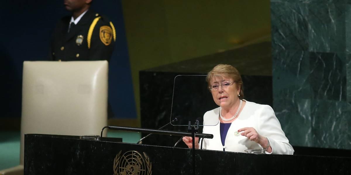 """Revelan desconocida campaña """"anti-Bachelet"""" del gobierno de Trump para evitar su designación en la ONU"""