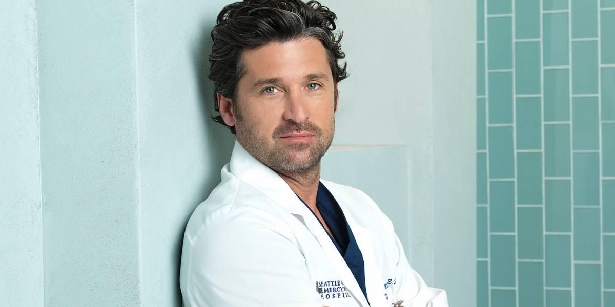 Grey's Anatomy: já sonhou em jantar com Patrick Dempsey? Veja quanto custa