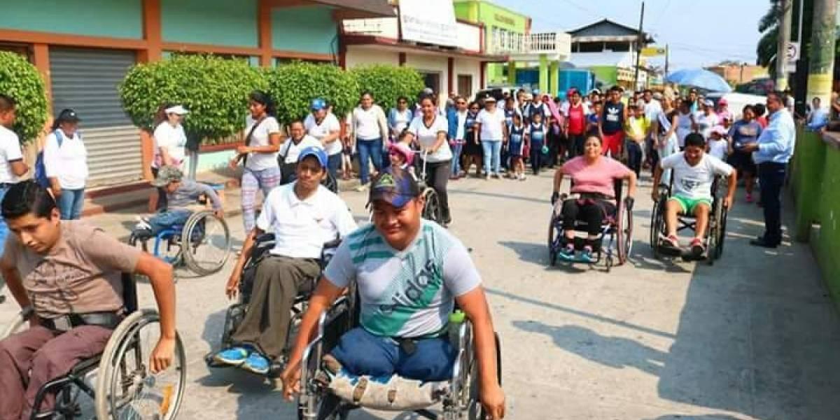 Festejamos bailando en Día Internacional de las Personas con Discapacidad
