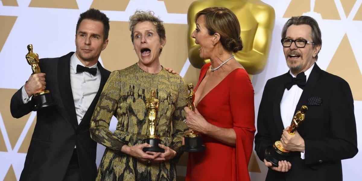 Cuatro categorías de los Oscar 2019 se entregarán durante los comerciales