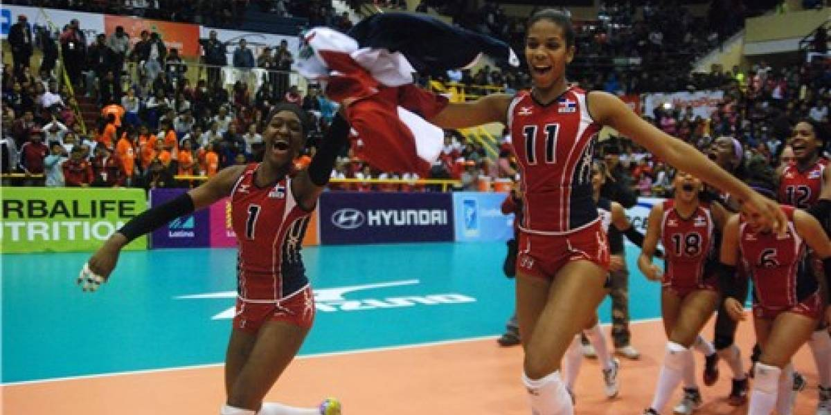 Princesas del Caribe irán a la Copa Panamericana Sub-23