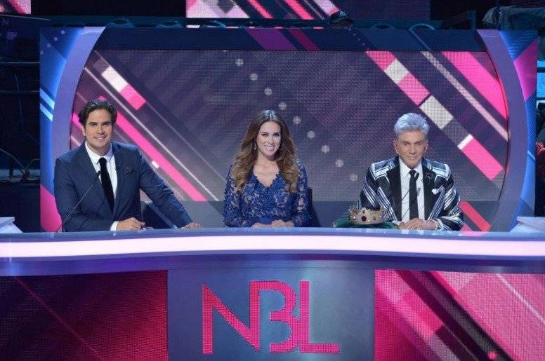 Jueces de Nuestra Belleza Latina VIP transmitida en 2016