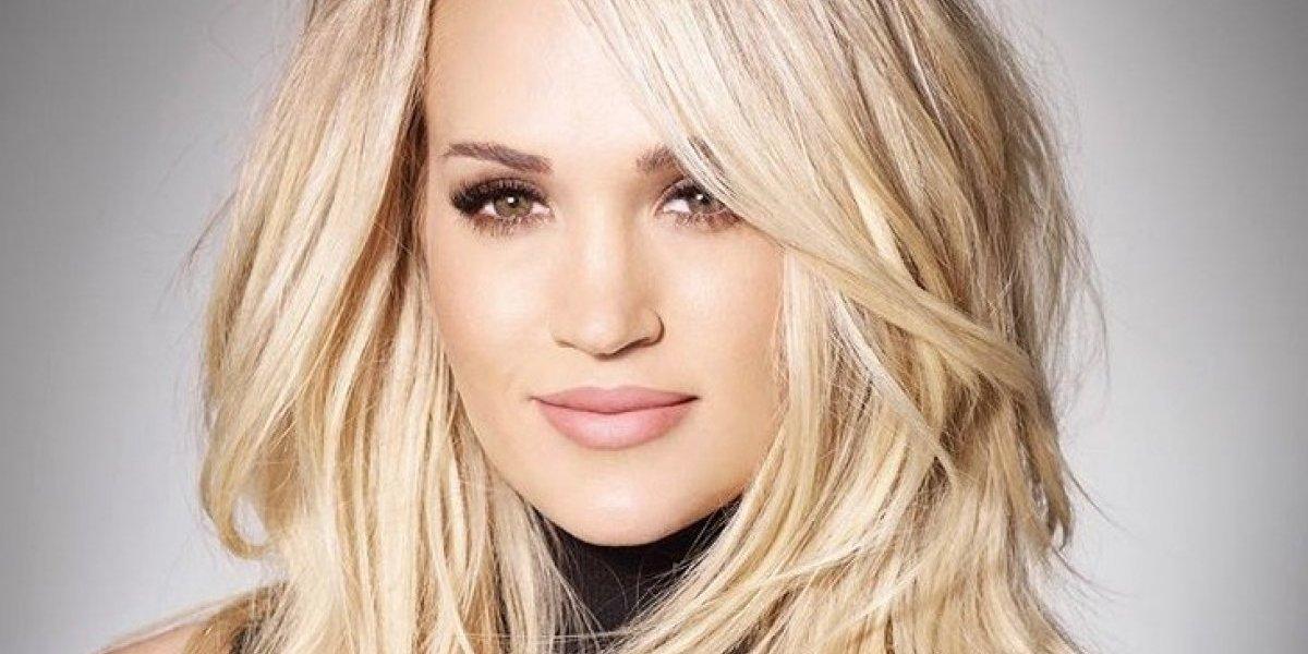 Carrie Underwood anuncia que espera a su segundo hijo
