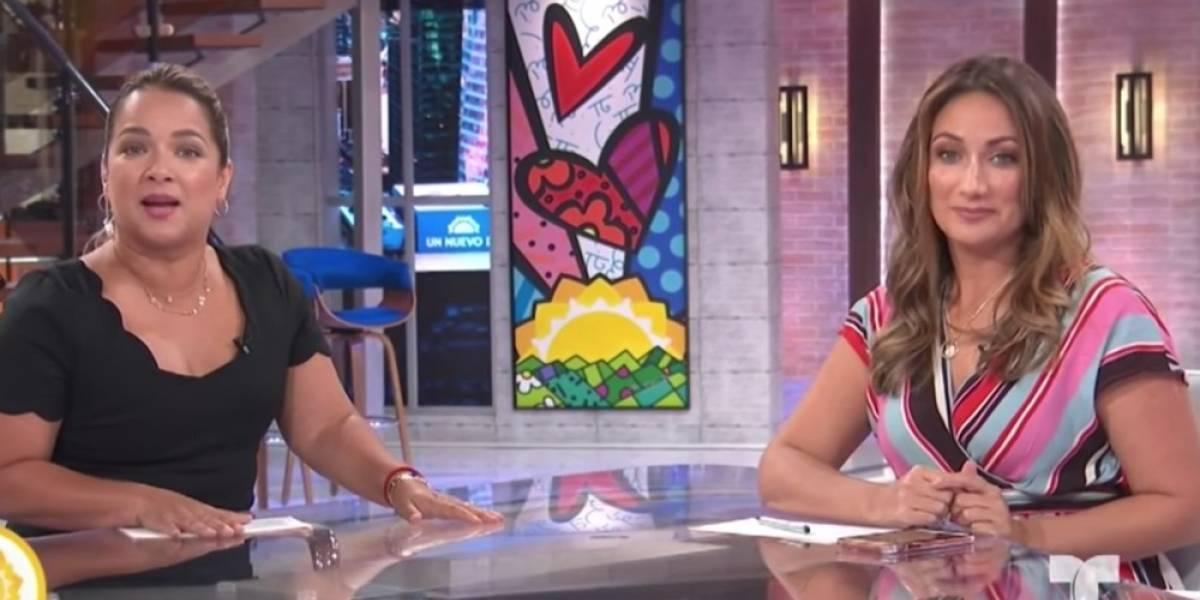Adamari López y Karla Monroig se indignan con las expresiones de Noelia y salen en defensa de los boricuas