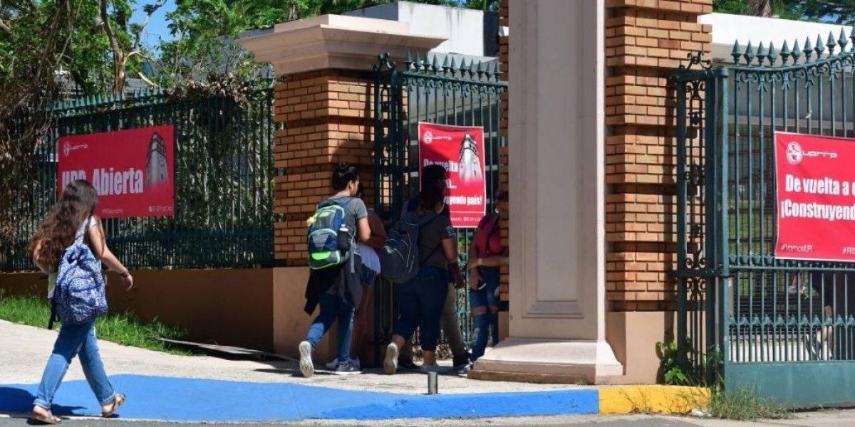 Miles de estudiantes inician nuevo ciclo académico en UPR Río Piedras