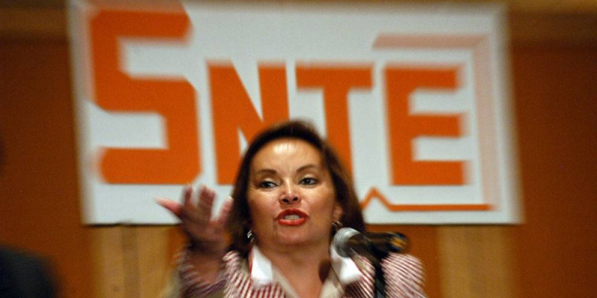 Elba Esther Gordillo, de mujer poderosa a presa por cinco años