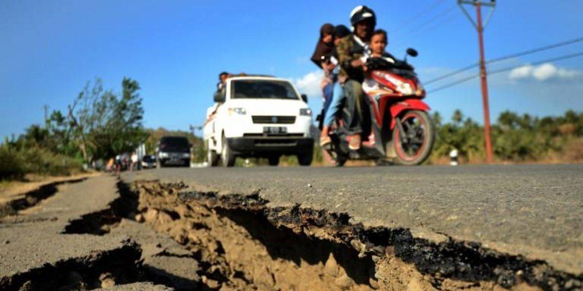 Número de víctimas por terremoto en Indonesiasupera las 130