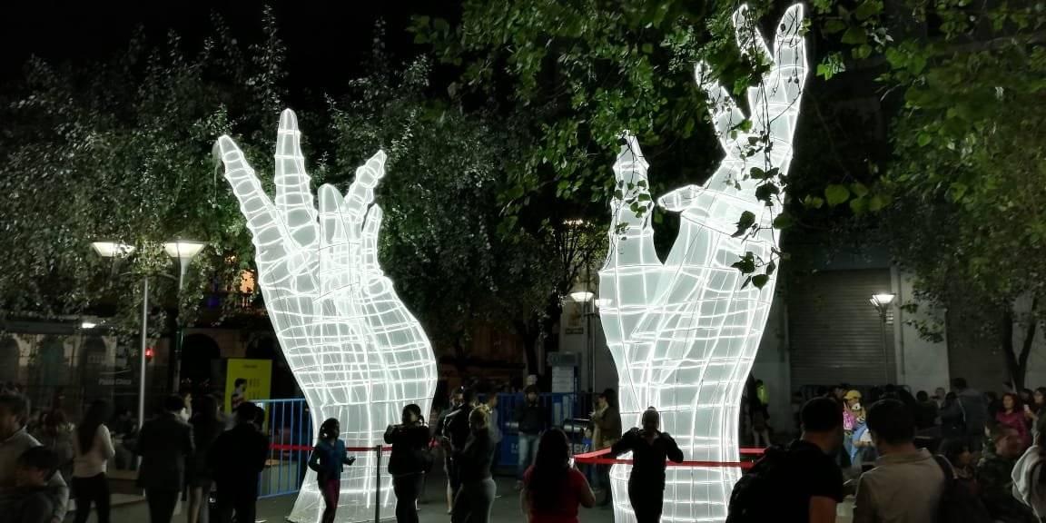 Fiesta de la Luz 2018