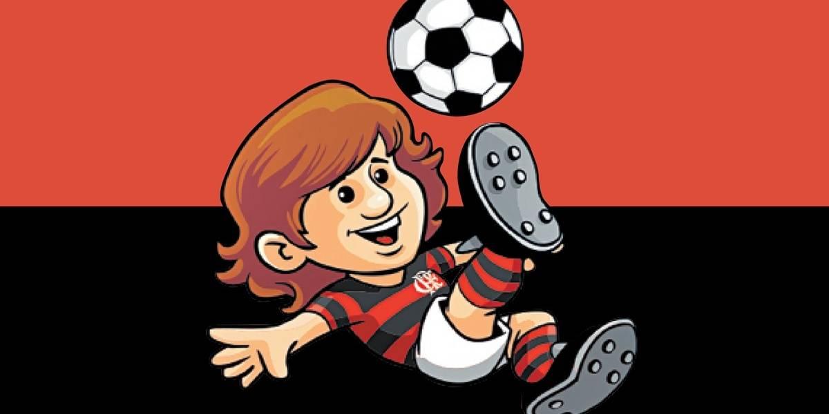 ídolo Do Flamengo Zico Lança Série De Livros Infantis