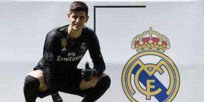 Thibaut Courtois, el nuevo arquero del Real Madrid.