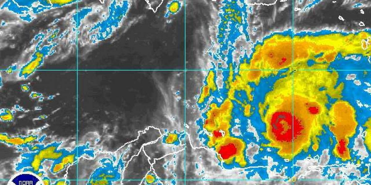 ¿Qué está causando la temporada de vientos fuertes en el país?
