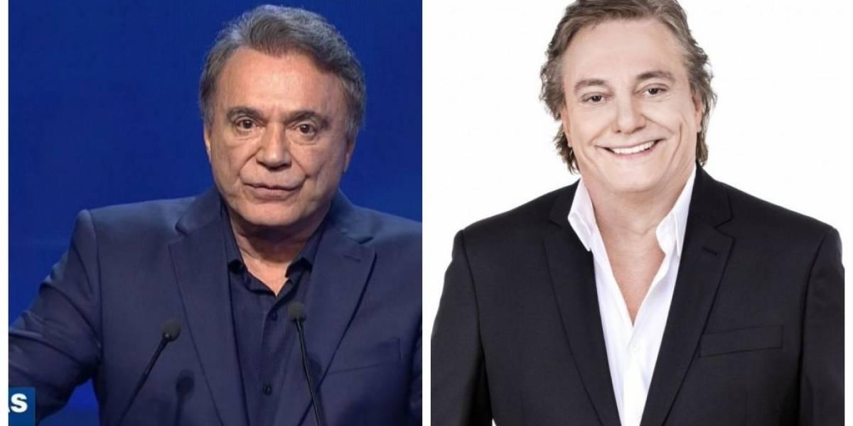 Debate na Band: internautas comentam sobre semelhança entre Alvaro Dias e Fábio Jr.