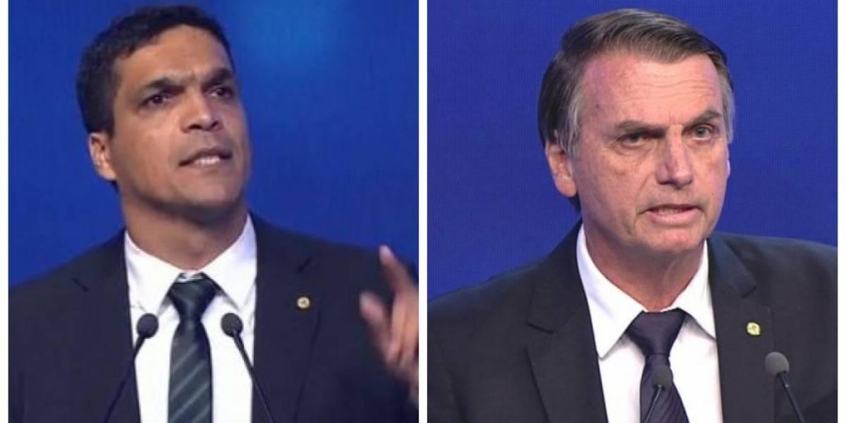 Debate na Band: a internet apostava em Bolsonaro, mas foi Cabo Daciolo que causou