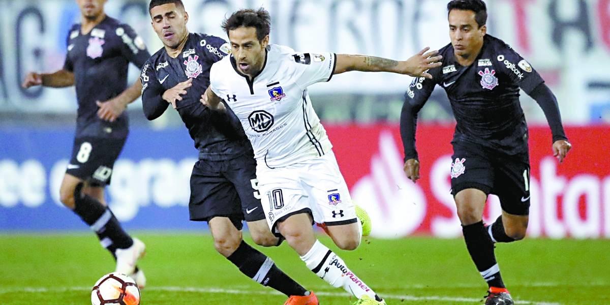 Libertadores: Corinthians perde do Colo-Colo, mas pode reverter na partida de volta