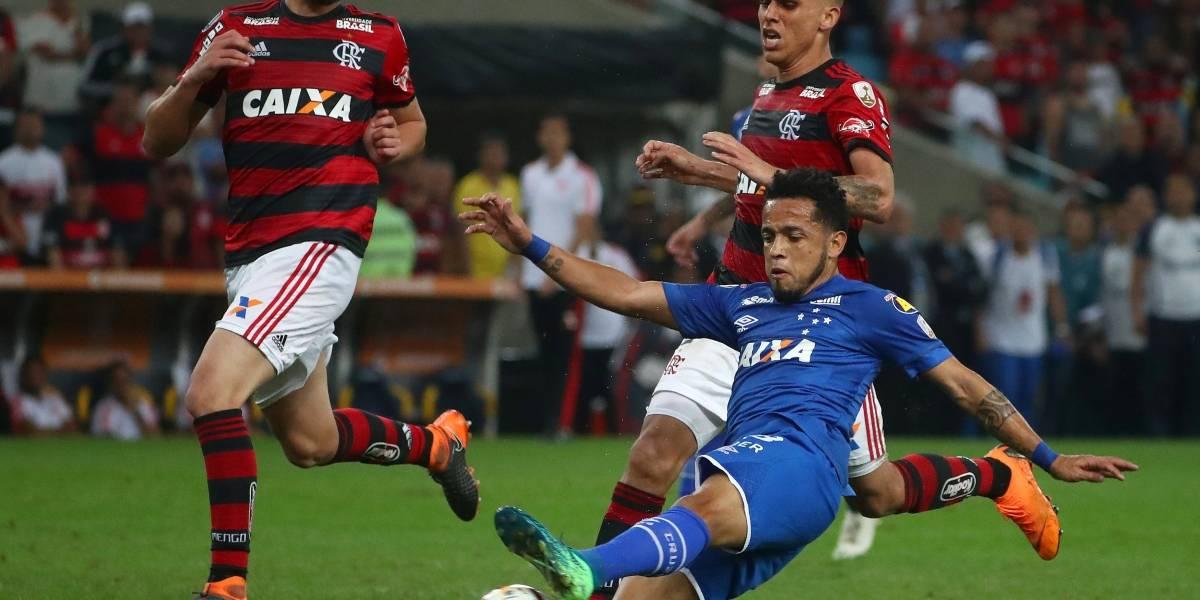 Libertadores: Cruzeiro surpreende, vence o Flamengo no Maracanã