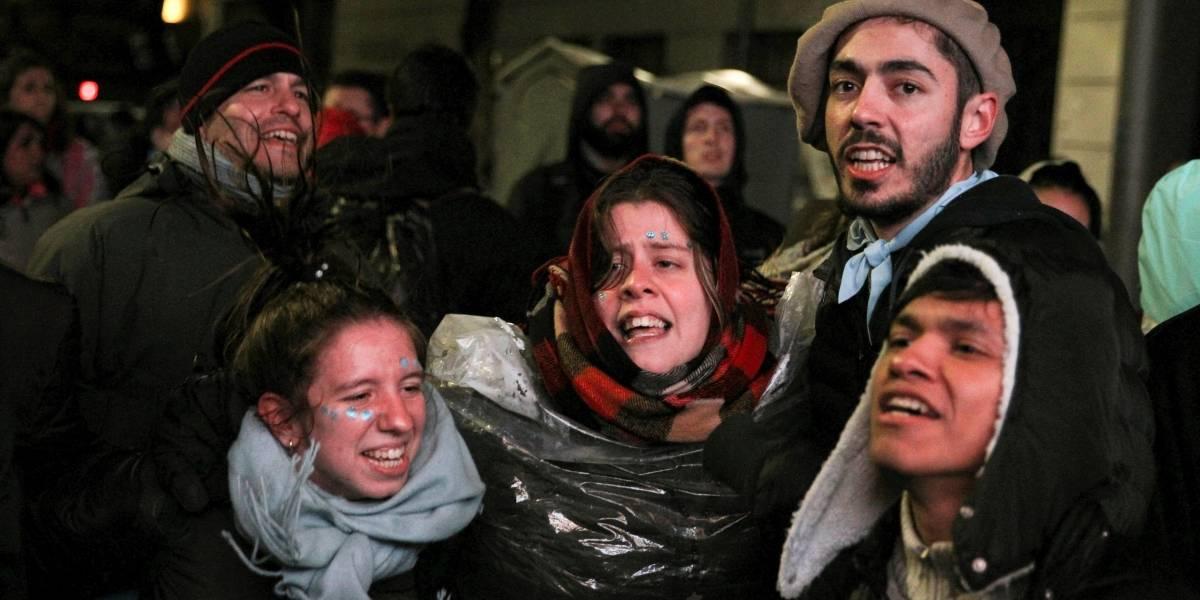 Argentina rechaza ley de aborto