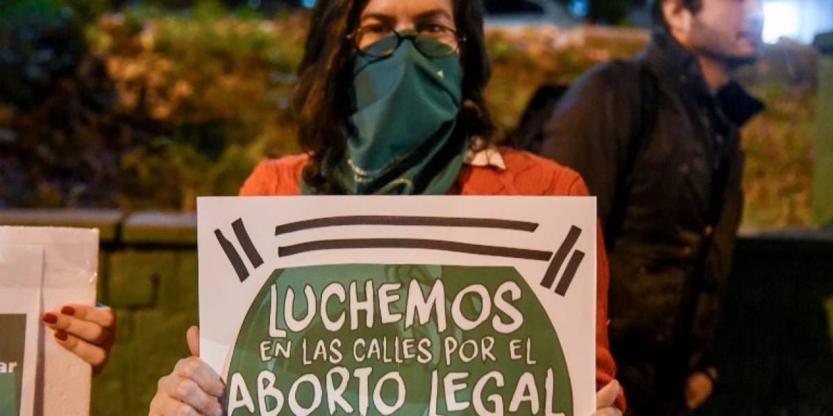 """La calle ya se ganó"": Argentinas prometen seguir la lucha por aborto legal"