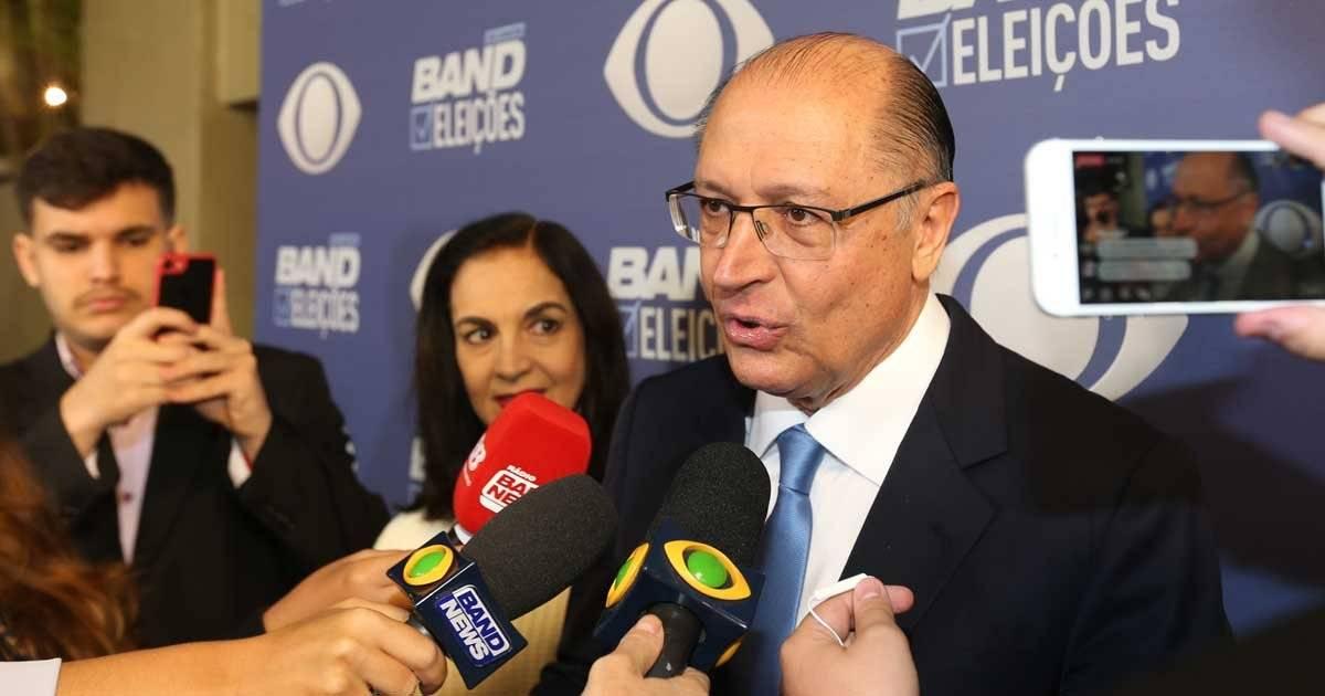 Geraldo Alckmin (PSDB) André Porto/ Metro