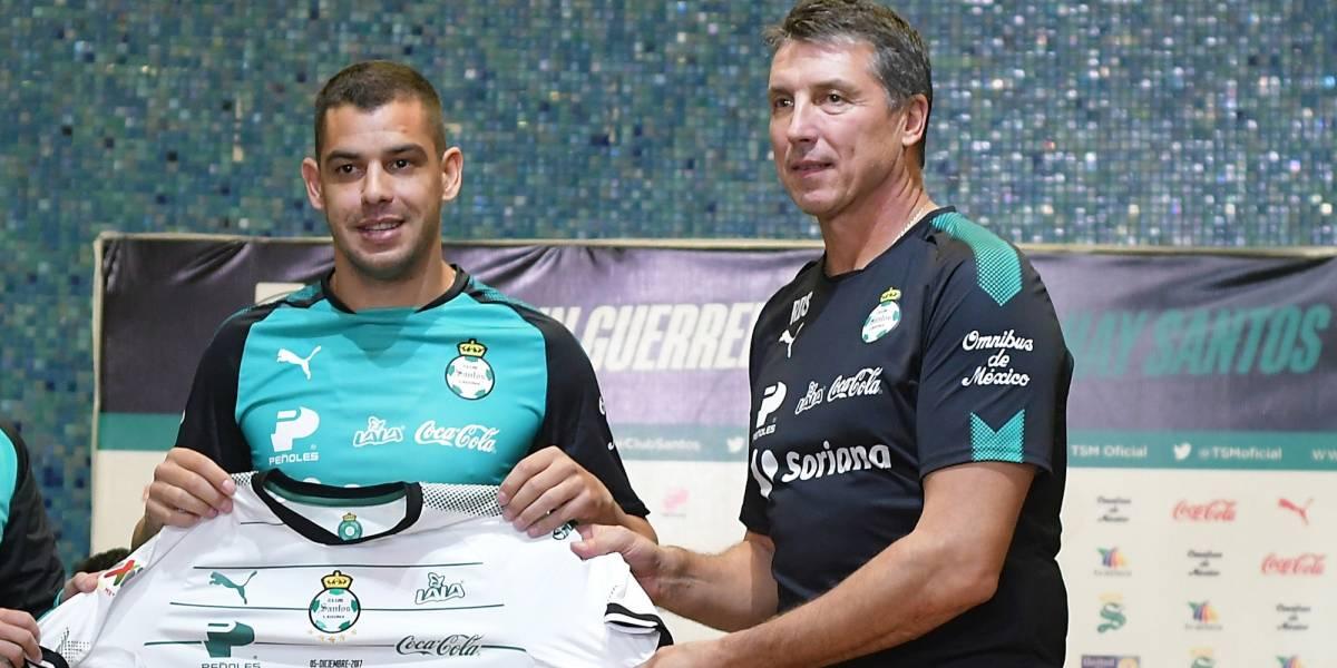 Reportan lo que verdaderamente pasó con Siboldi y Alcoba en Santos