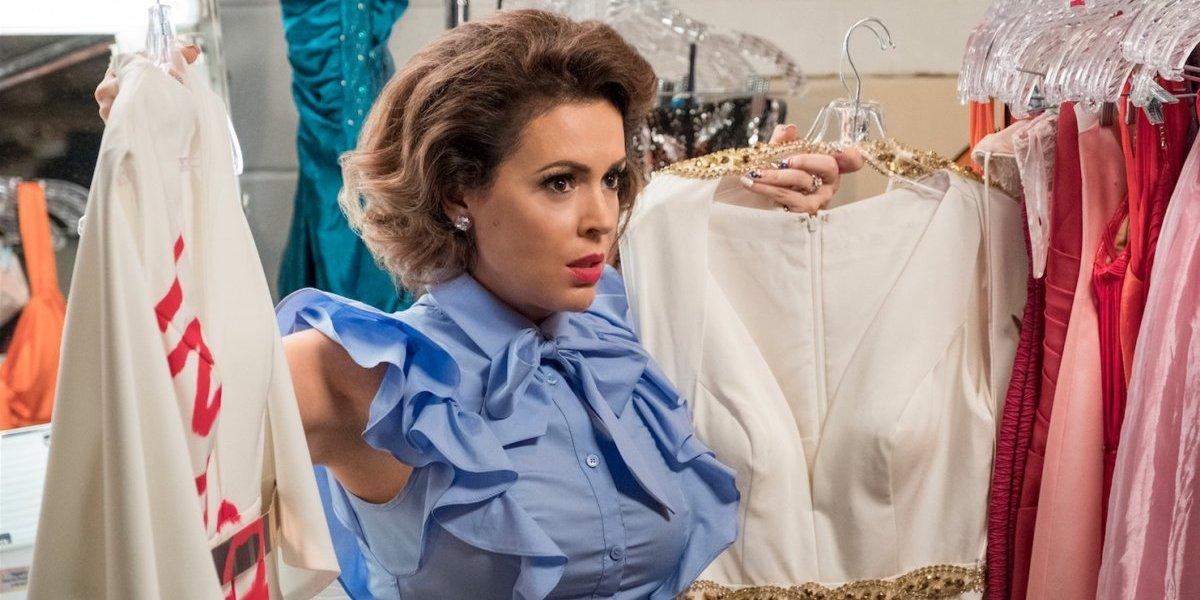 """La polémica serie """"Insaciable"""" ya se estrenó, y Alyssa Milano nos habla del """"fat-shaming"""""""