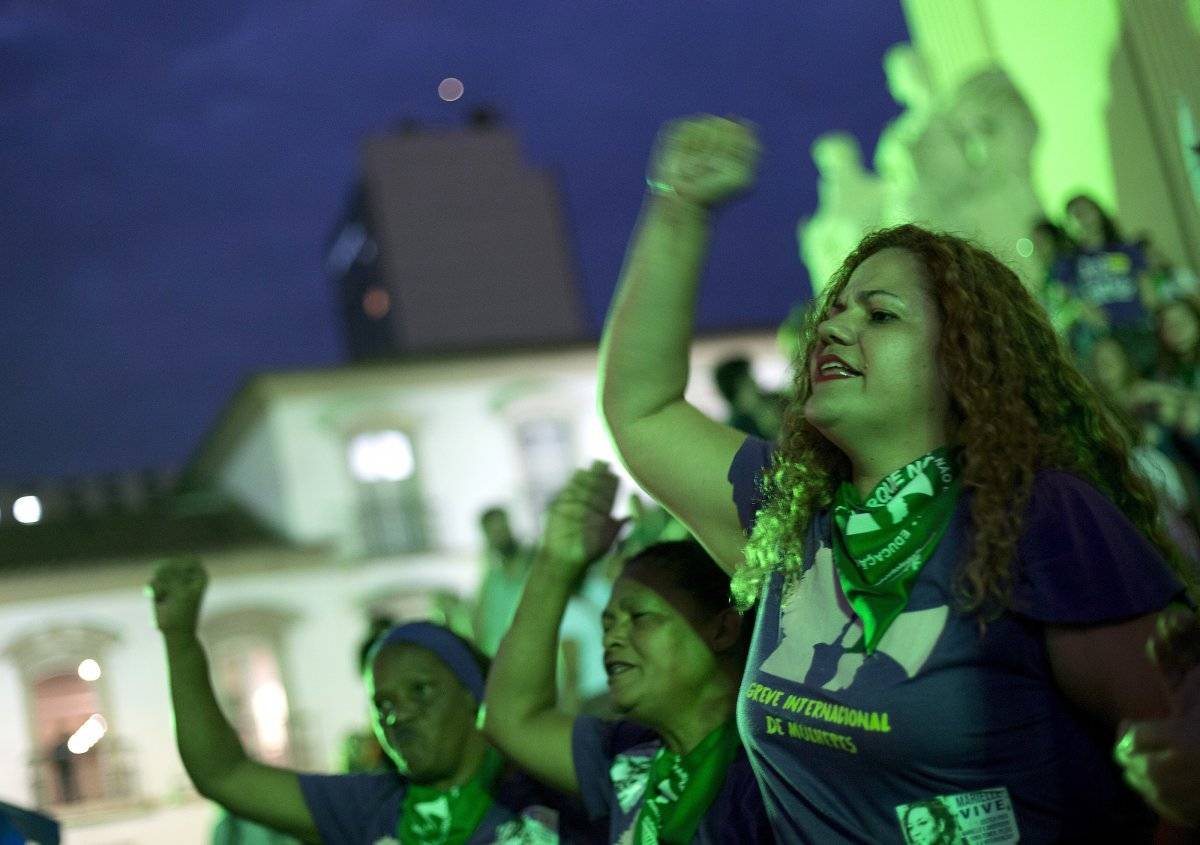 legalizar el aborto Brasil