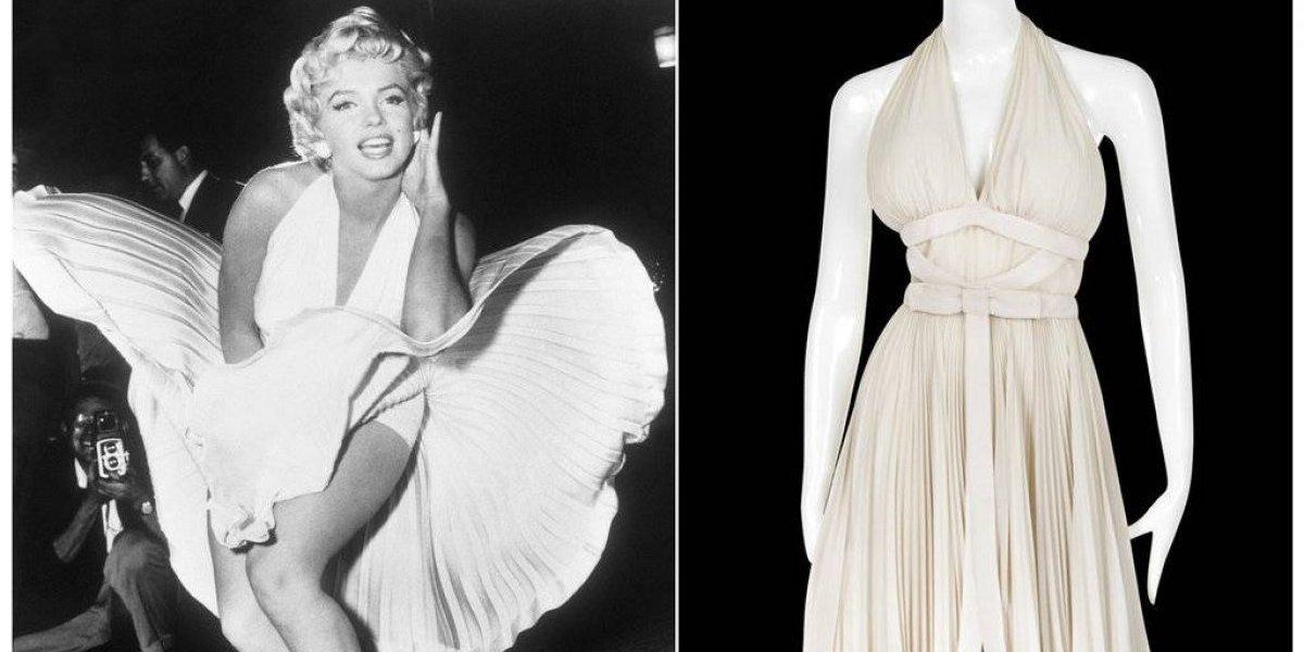Fotos y vestidos de Marilyn Monroe serán subastados
